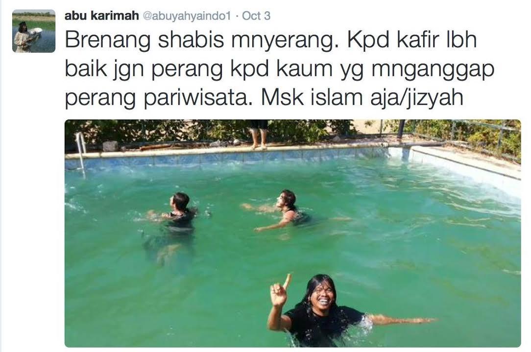 ISIS pool