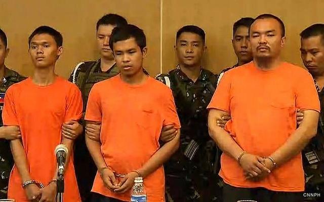 Davao suspects