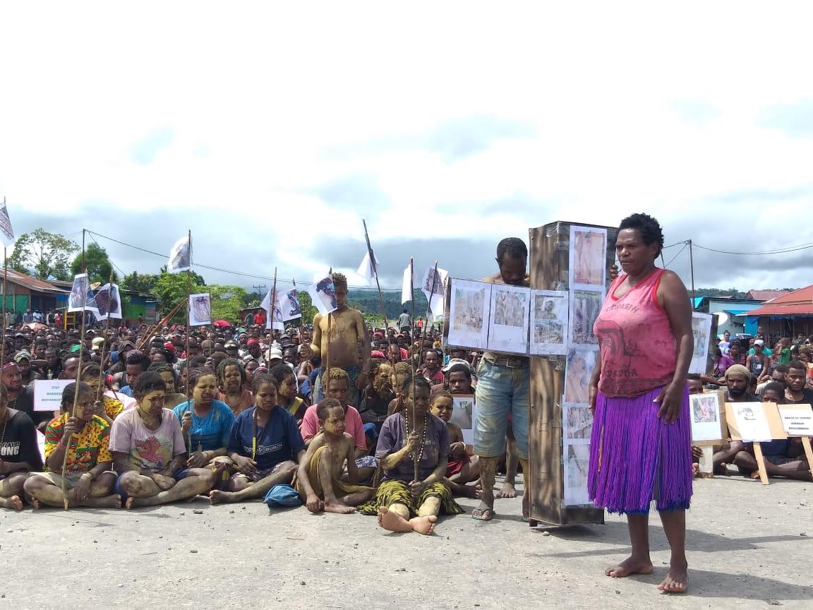 Report 63 Papua